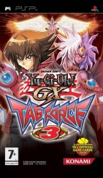 Yu Gi Oh GX : Tag Force 3 - Playstation Portable