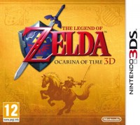 The Legend of Zelda - Ocarina of Time 3D Collector - 3DS