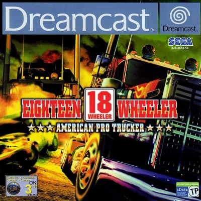 18 wheeler - Dreamcast
