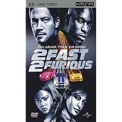 2 fast 2 furious (Vidéo) - Playstation Portable