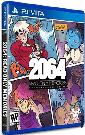 2064: Read Only Memories (import USA) - Playstation Vita