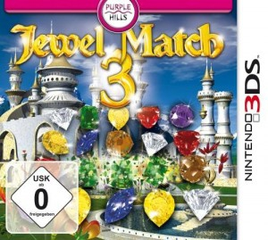 Jewel Match 3  - 3DS