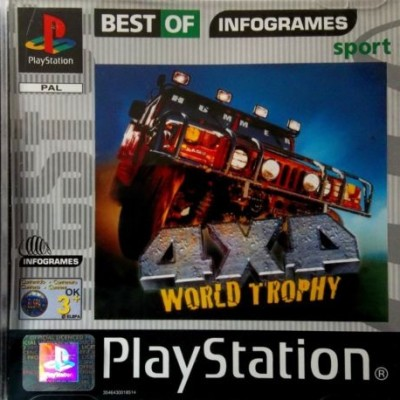 4X4 World Trophy (Best of) - Playstation One