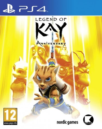 Legend of Kay Anniversary HD - Playstation 4