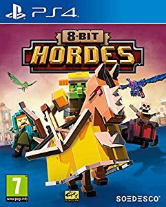 8-Bit Hordes - Playstation 4