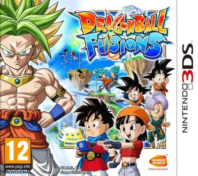Dragon Ball Fusions - 3DS