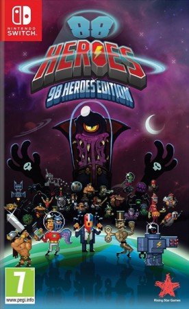 88 Heroes : 98 Heroes Edition - Switch