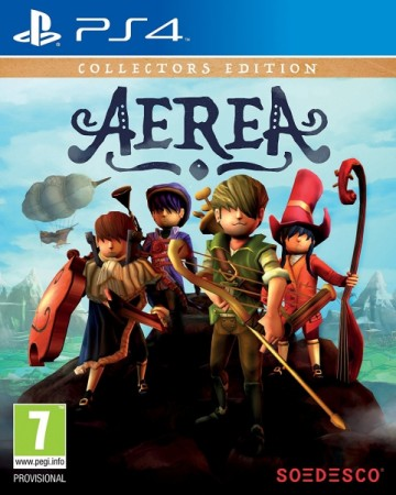AereA - Édition Collector  - Playstation 4