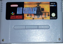 Air Cavalry - Super Nintendo