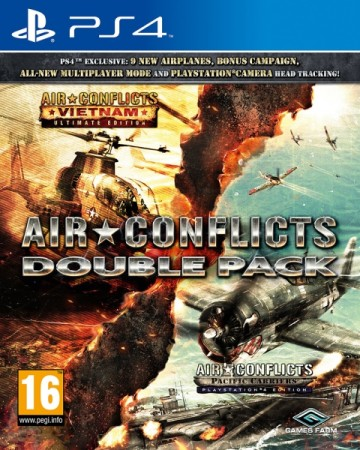 Air Conflicts - Double Pack - Playstation 4