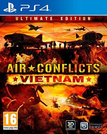 Air Conflict: Vietnam Ultimate Edition - Playstation 4