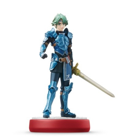 Amiibo Fire Emblem Echoes - Alm - 3DS
