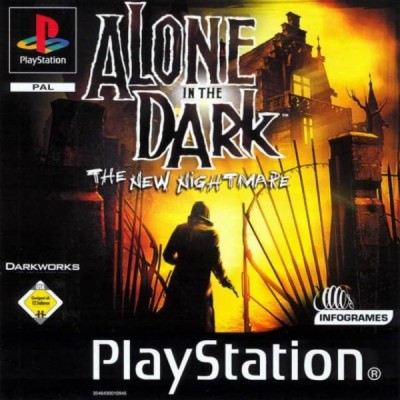 Alone in the Dark: The New Nightmare  - Playstation One