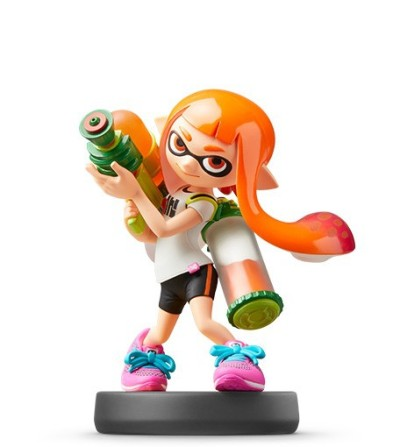 Amiibo - Inkling Super Smash Bros. Collection  - Switch