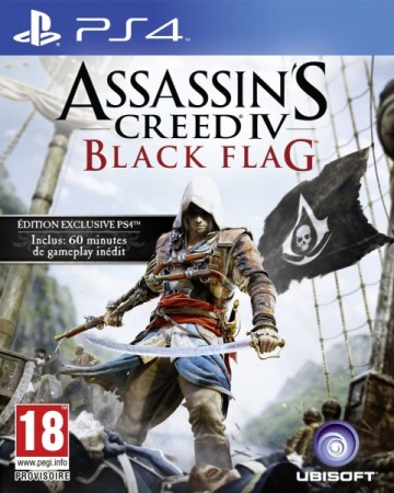 Assassin's Creed IV: Black flag - Playstation 4