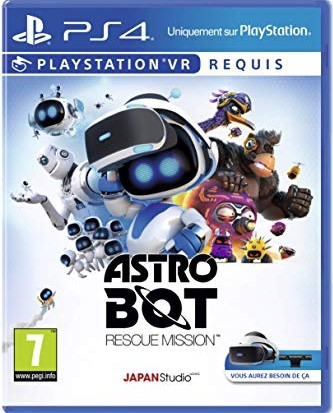 Astro Bot Rescue Mission   - Playstation 4