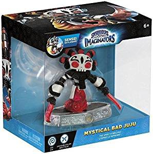 Figurine - Skylanders Imaginators - Mystical Bad Juju en boîte  - Playstation 4