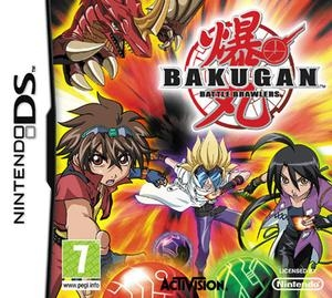 Bakugan: Battle Brawlers  - DS
