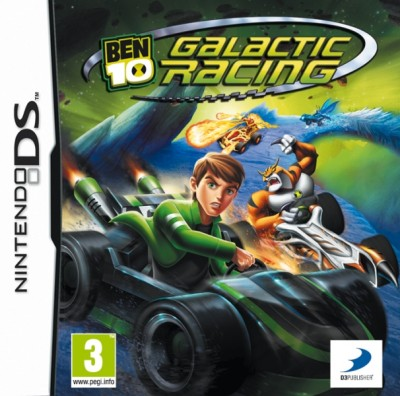 Ben 10: Galactic Racing - DS