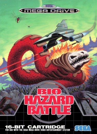 Bio hazard battle - Megadrive
