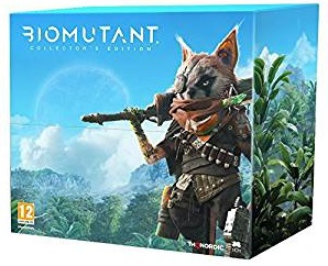 Biomutant - Édition Collector  - Xbox One