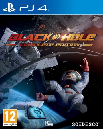 Blackhole: Complete Edition - Playstation 4