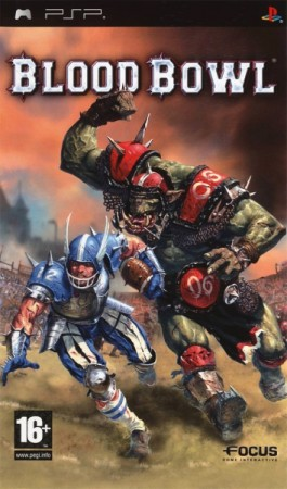 Blood bowl - Playstation Portable