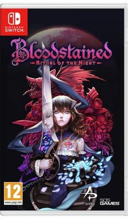 Bloodstained : Ritual of the Night  - Switch