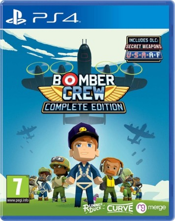 Bomber Crew - Complete Edition  - Playstation 4