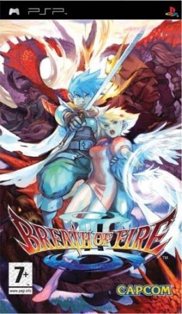 Breath of fire 3 - Playstation Portable