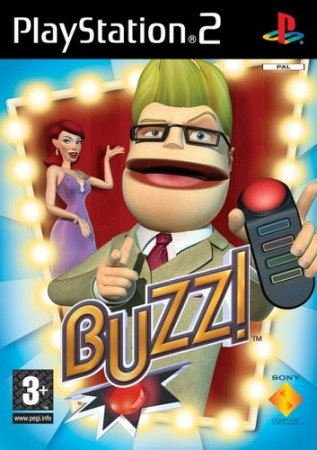 Buzz : The music quiz - Playstation 2