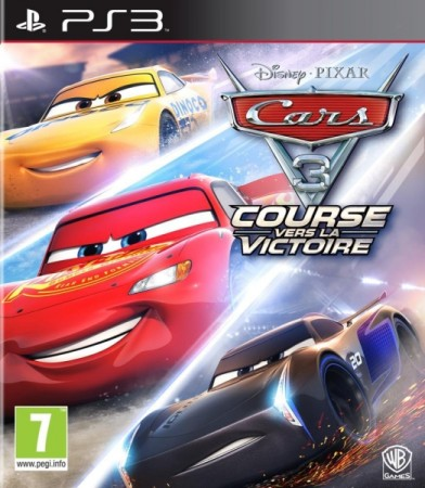 Cars 3 : Course Vers la Victoire - Playstation 3
