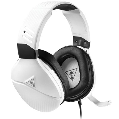 Casque Turtle Beach Recon 200 Blanc - Playstation 4