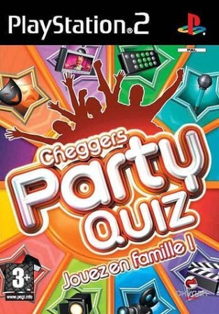 Chegger's Party Quiz - Playstation 2