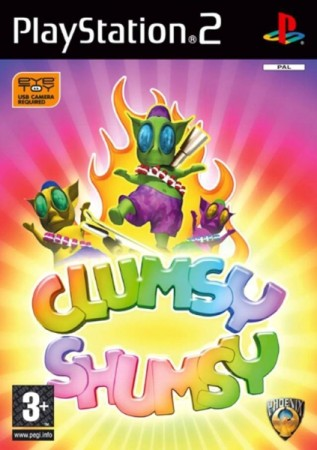 Clumsy Shumsy  - Playstation 2