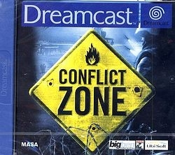 Conflict zone - Dreamcast