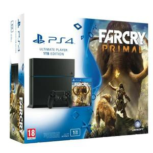 Console Playstation 4 (1 To) + Far Cry Primal - Playstation 4