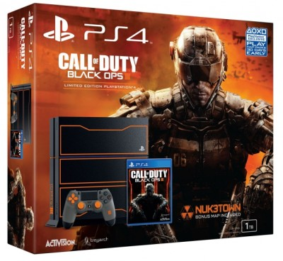 Console Playstation 4 (1 To) - Edition Limitée Call of Duty Black Ops 3 - Playstation 4