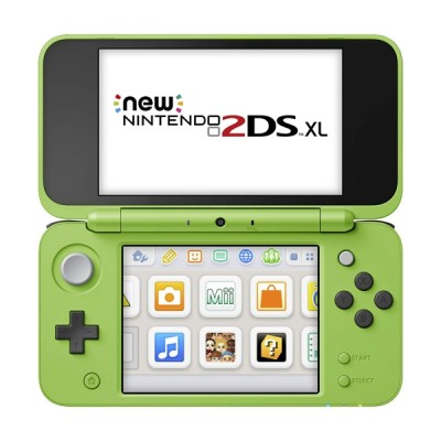 Console New Nintendo 2DS XL Minecraft - Creeper Edition  - 3DS