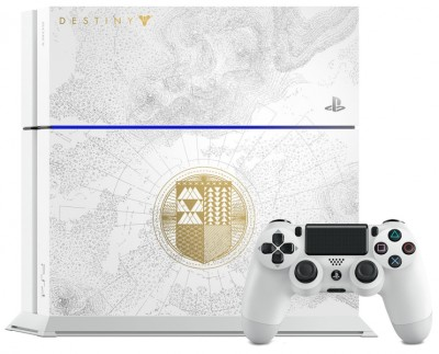 Console Playstation 4 (1 To) - Edition Limitée Destiny - Playstation 4