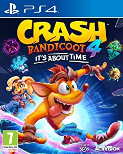 Crash Bandicoot 4 : It's About Time   - Playstation 4