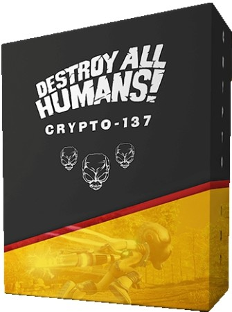 Destroy All Humans! - Crypto - 137 Edition   - Playstation 4