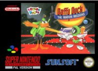 Daffy Duck - The Marvin Missions - Super Nintendo