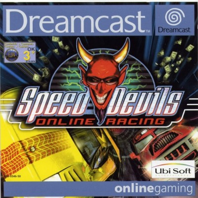 Speed Devils Online Racing sous blister - Dreamcast