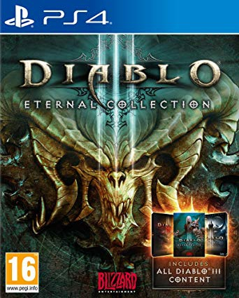 Diablo III: Eternal Collection  - Playstation 4