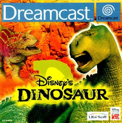 Dinosaure - Dreamcast