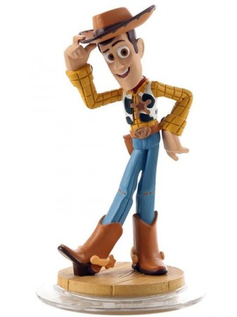Figurine Disney Infinity : Toy Story Woody - Playstation 3
