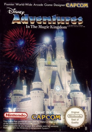 Disney's Adventures in the Magic Kingdom (En Boite) - NES