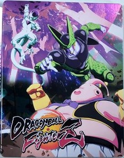 Dragon Ball Fighter Z Steelbook - Xbox One