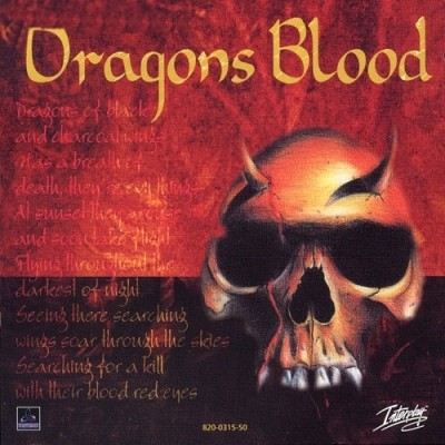 Dragon s blood - Dreamcast